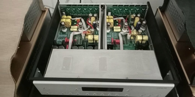 Aesthetix Janus All-Tube Preamplifier with Phono A332