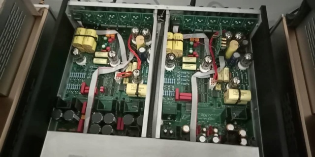 Aesthetix Janus All-Tube Preamplifier with Phono A425