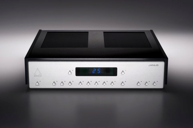 Aesthetix Janus All-Tube Preamplifier with Phono A515