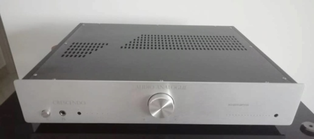 SOLD Audio Analogue Crescendo Integrated Amplifier (Made In Italy) Aa210
