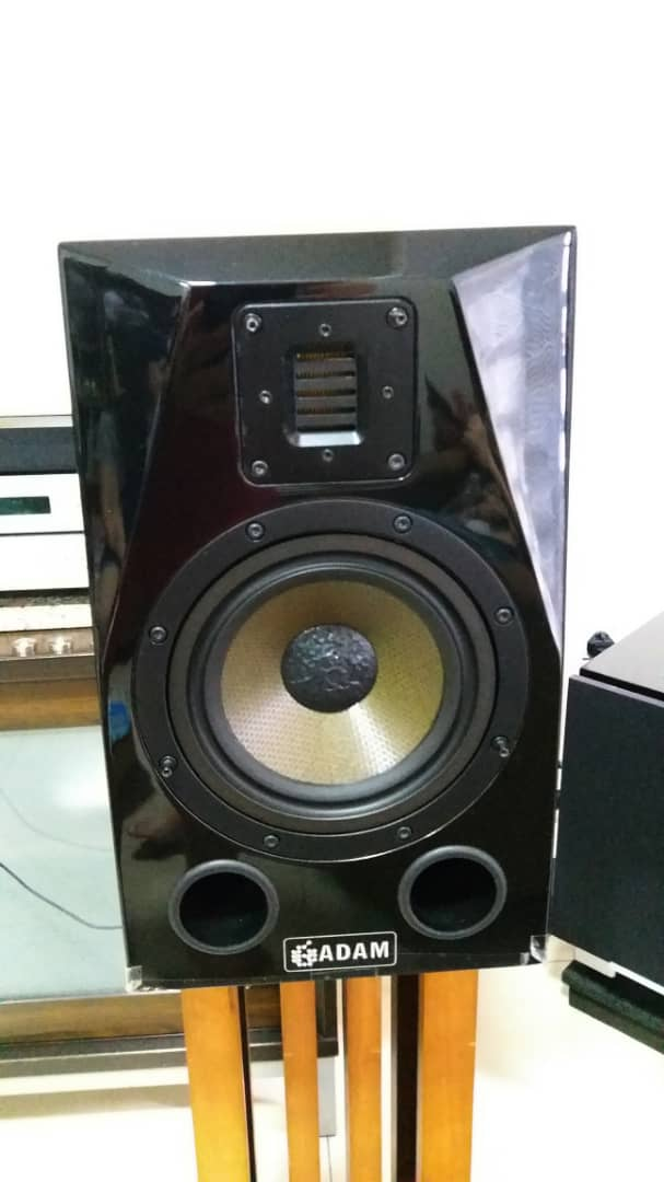 Adam HM2 Bookshelf Speaker Adam310