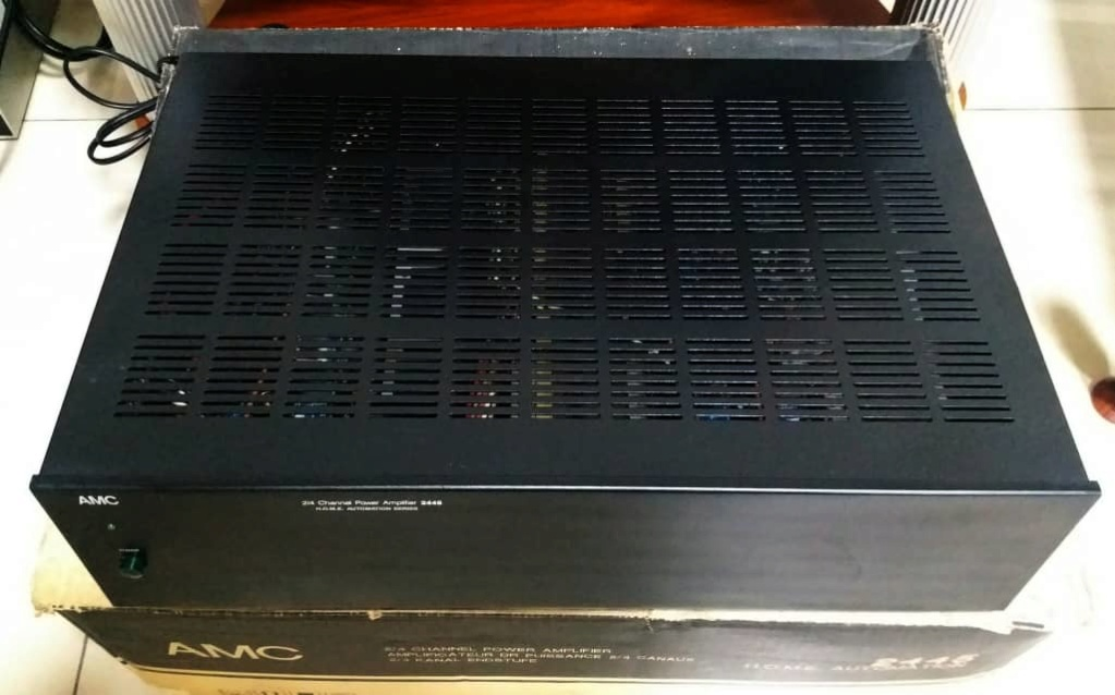 AMC 2445 Power Amplifier Amc210