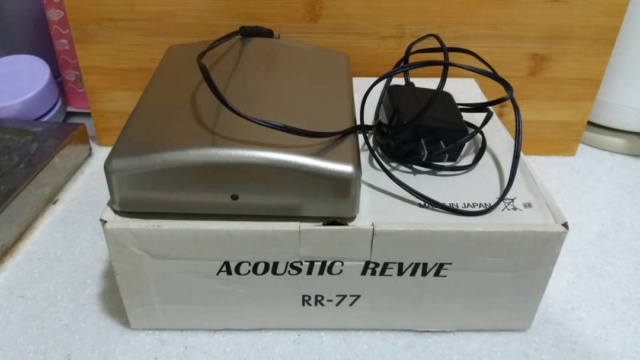 Acoustic Revive RR-77 Ultra-Low Frequency Pulse Generator Ar11