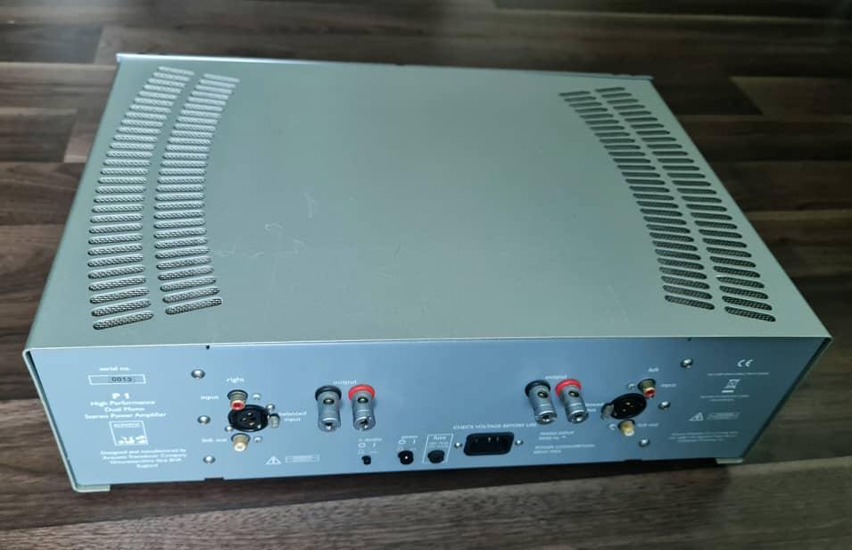 ATC P1 Dual-Mono Power Amplifier Atcp1c10