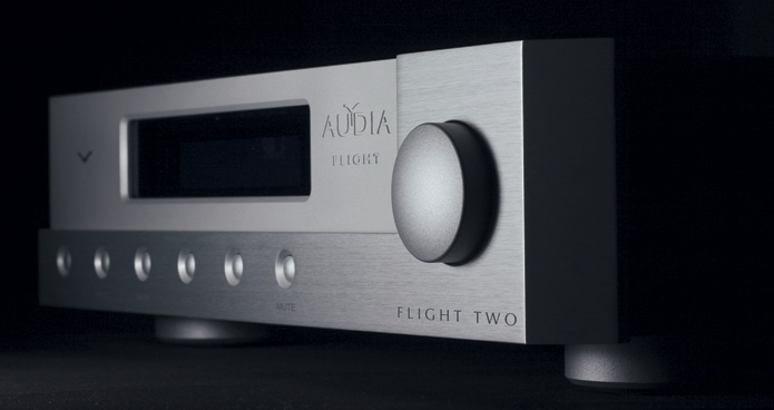 SOLD Audio Flight TWO Integrated Amplifier Audiaf10
