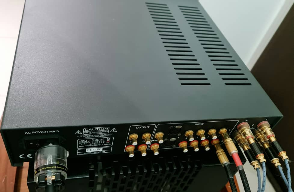 Audia Flight Flight TWO Integrated Amplifier Audiaf24