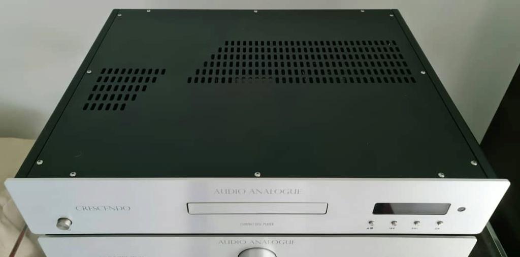 Audio Analogue Crescendo CD Player Audioa12
