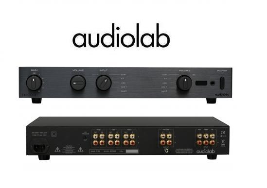 Audiolab 8200Q Class A preamp  Audiol11