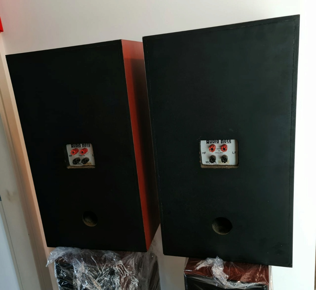 Audio Note AN-J/B Speakers Audion20