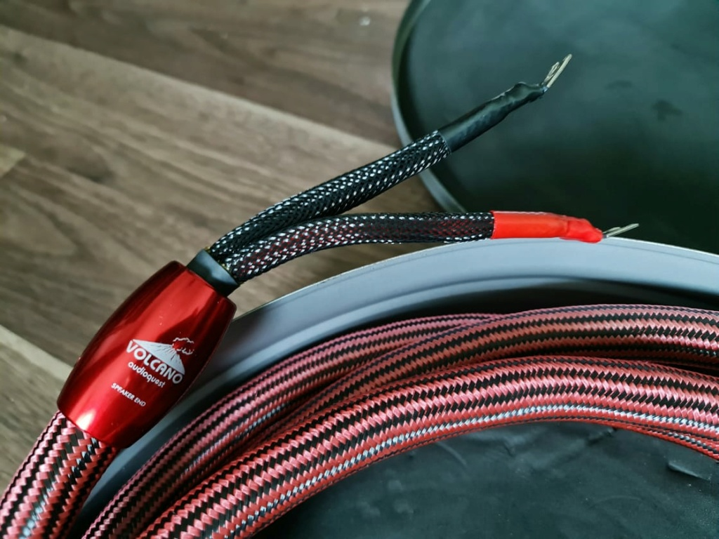 Speaker Cables & Interconnects: Transparent, ASI, Wireworld, The Chord Co, NBS, ASI, Audioquest,  etc Audioq16