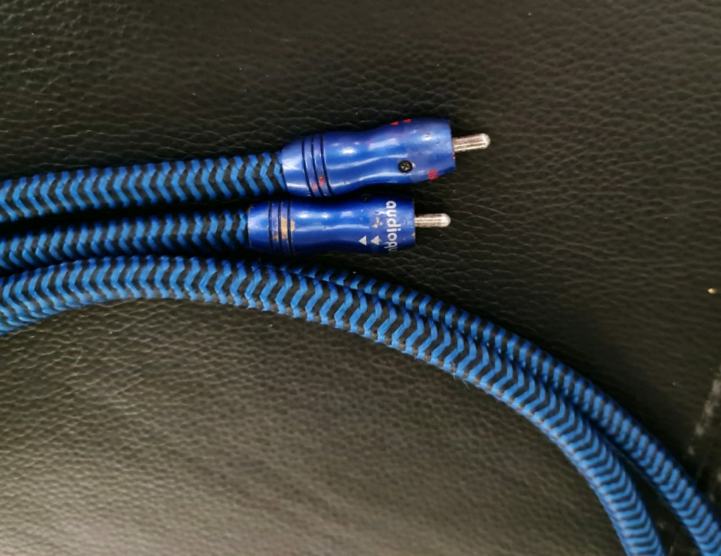 Speaker Cables & Interconnects: Transparent, ASI, Wireworld, The Chord Co, NBS, ASI, Audioquest,  etc Audioq19