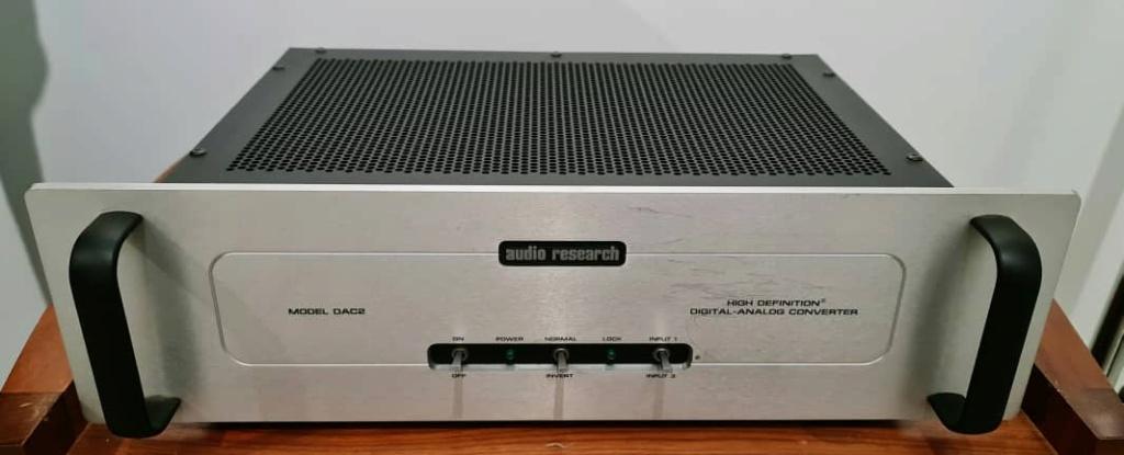 Audio Research DAC-2 D/A Converter Audior15