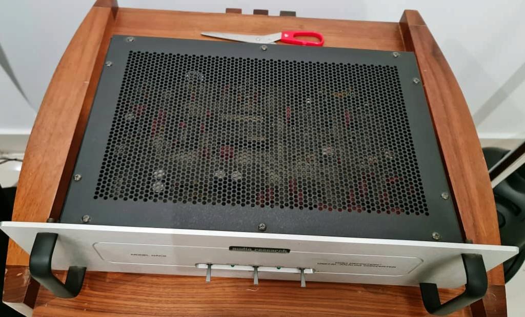 Audio Research DAC-2 D/A Converter Audior17