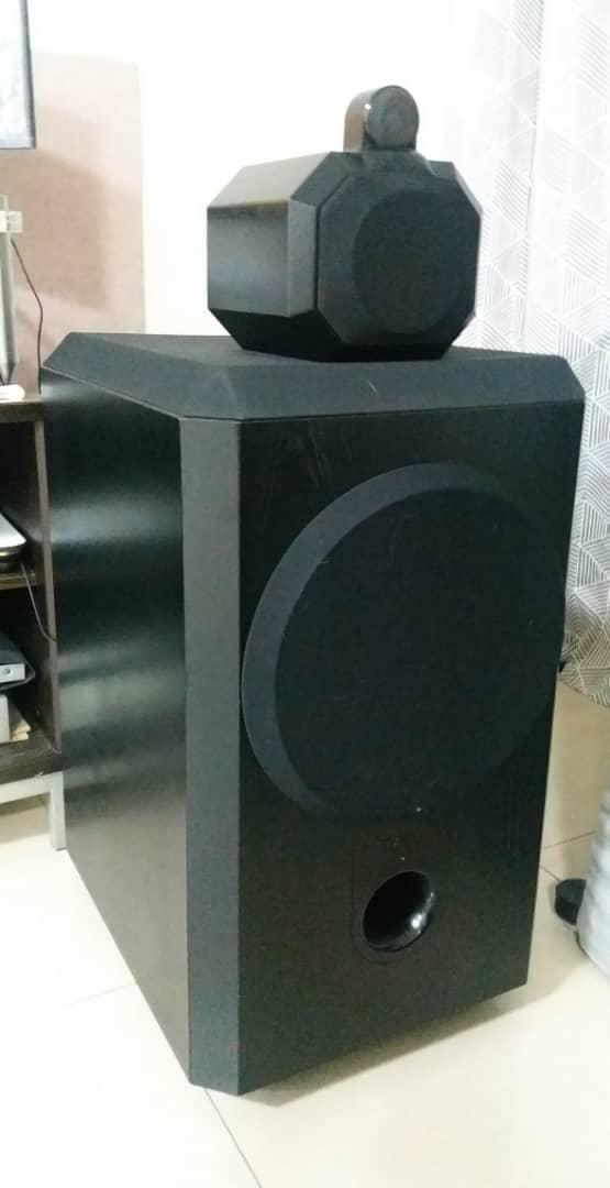 B&W Matrix 801 Series 2 Speakers B110