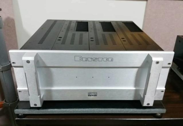 Bryston 6B SST 3-Channel Power Amplifier - 300W/Ch B116