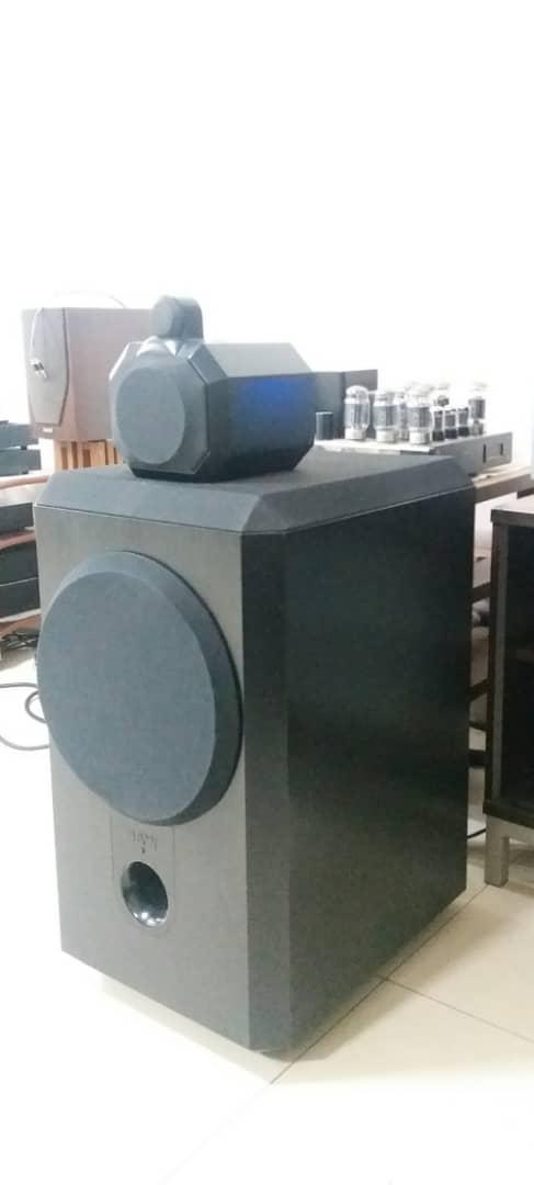 B&W Matrix 801 Series 2 Speakers B210