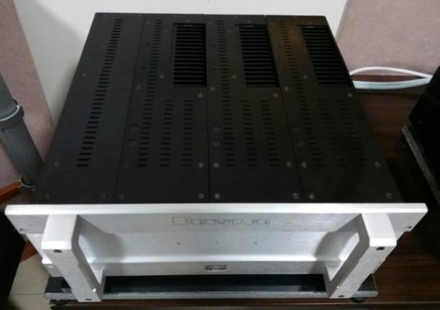 Bryston 6B SST 3-Channel Power Amplifier - 300W/Ch B217