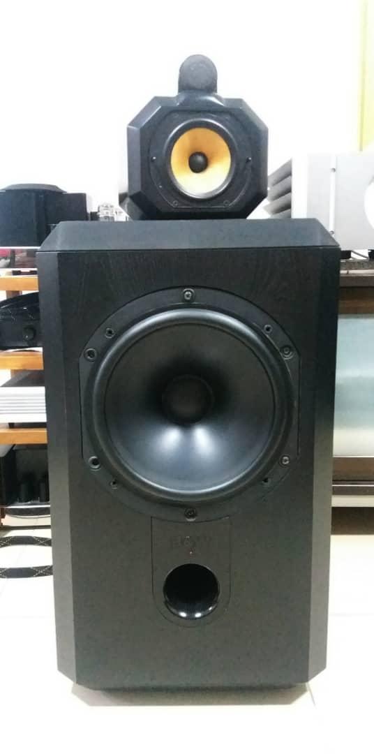 B&W Matrix 801 Series 2 Speakers B310