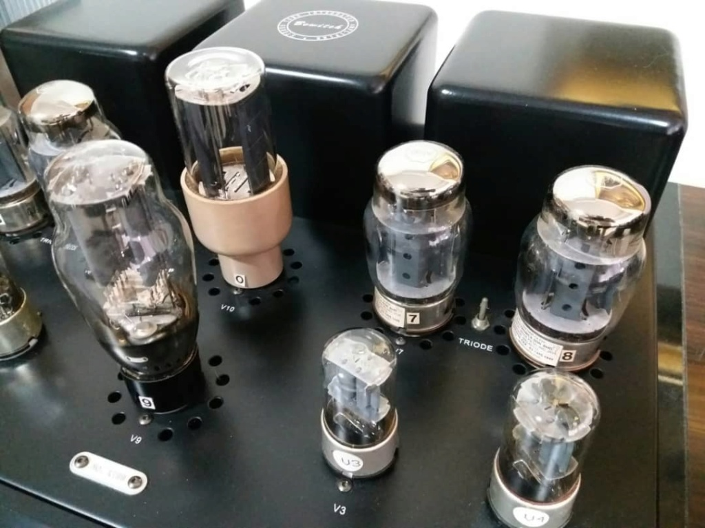 Bewitch 6550 Tube Integrated Amplifier  B313
