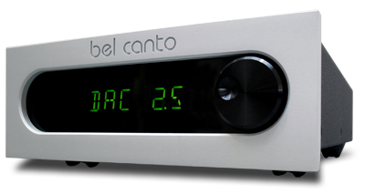 Bel Canto e.One DAC 2.5 with remote control B610