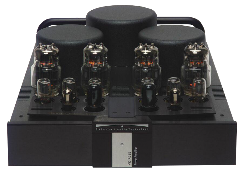 SOLD BAT Balanced Audio Technology VK-75SE Power Amplifier 75W RMS per channel Fully Balanced Bat410