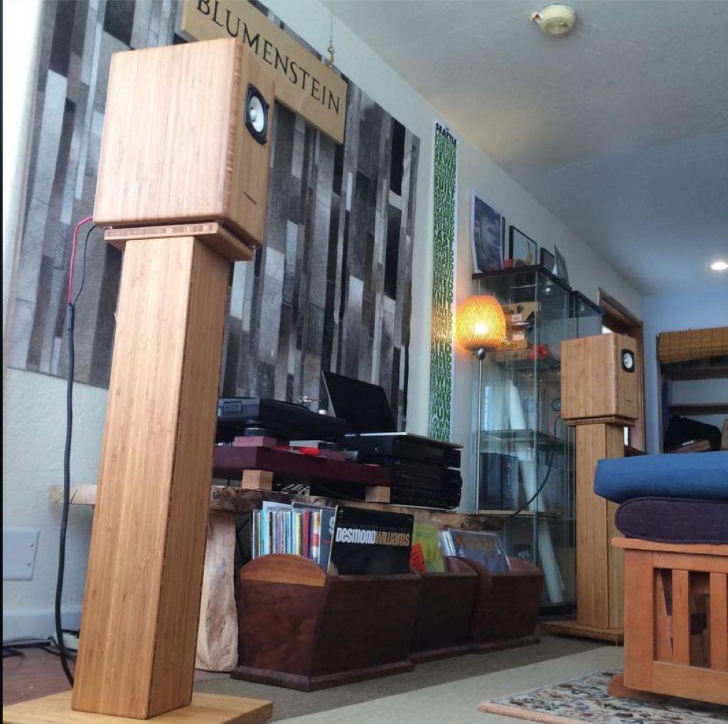 "Blumenstein Audio Orca 3"" Full Range Speakers Blumen12"