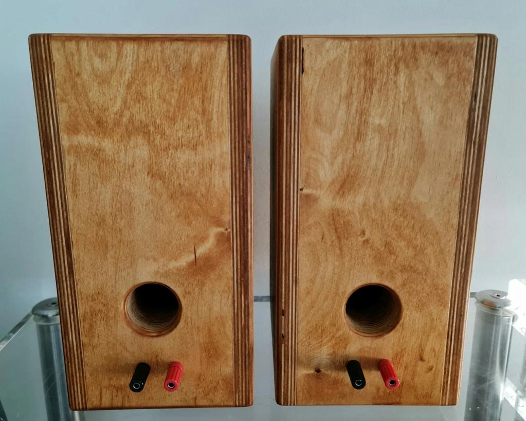 "Blumenstein Audio Orca 3"" Full Range Speakers Blumen15"