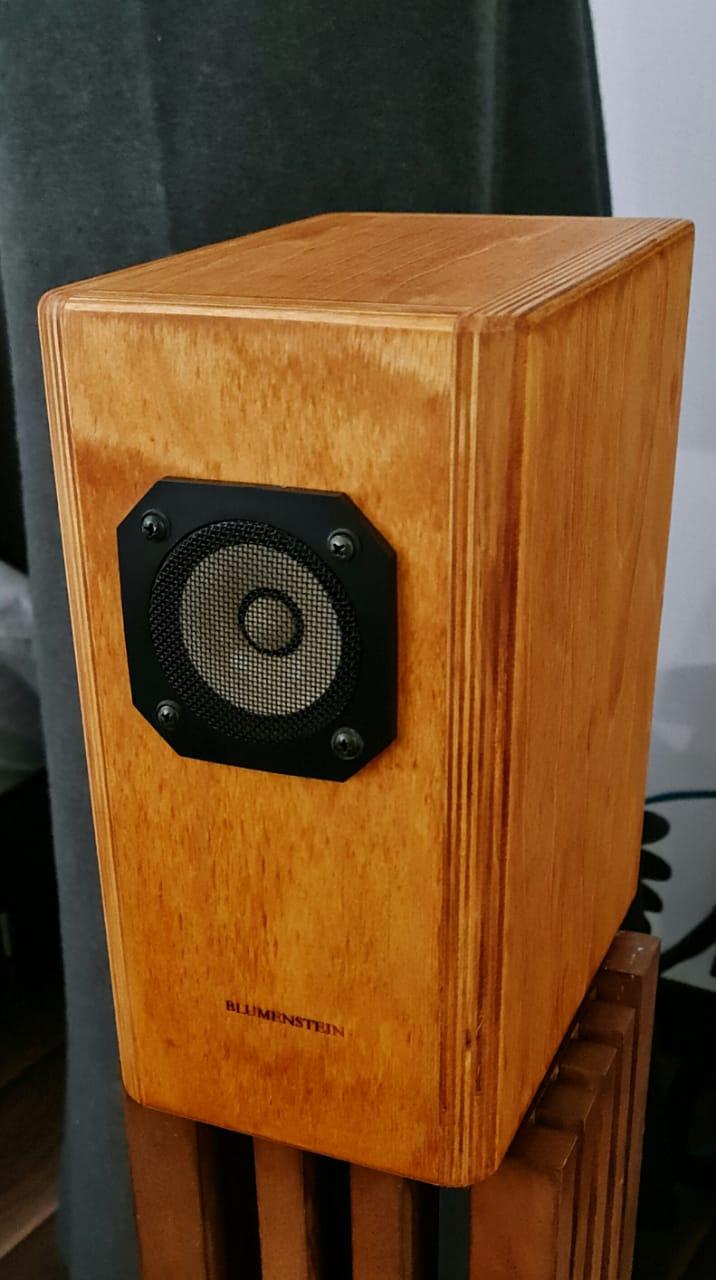 "Blumenstein Audio Orca 3"" Full Range Speakers Blumen16"