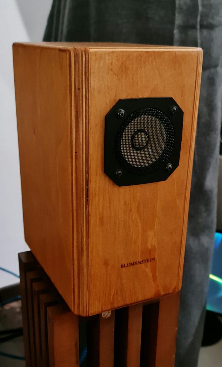 "Blumenstein Audio Orca 3"" Full Range Speakers Blumen17"