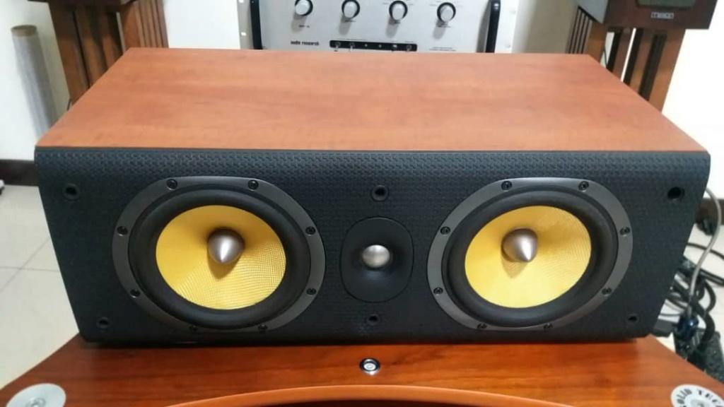 Centre Speakers: B&W LCR600 S3, PMC TB2MCi and Xavian Scena XN Centre Speaker Bw110