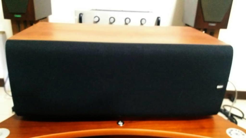 Centre Speakers: B&W LCR600 S3, PMC TB2MCi and Xavian Scena XN Centre Speaker Bw210