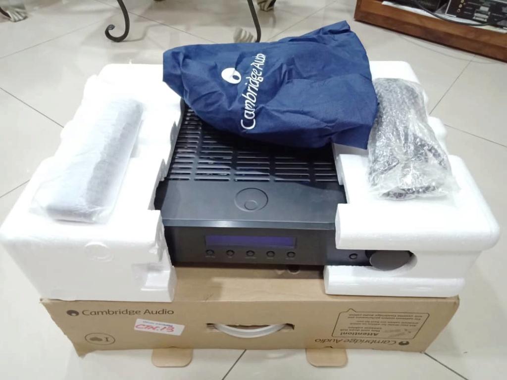 Cambridge Audio TOPAZ AM10 Integrated Amplifier C111