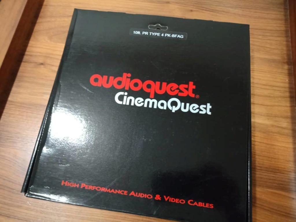 AudioQuest Type 4 Speaker Cables - 3m pair C115