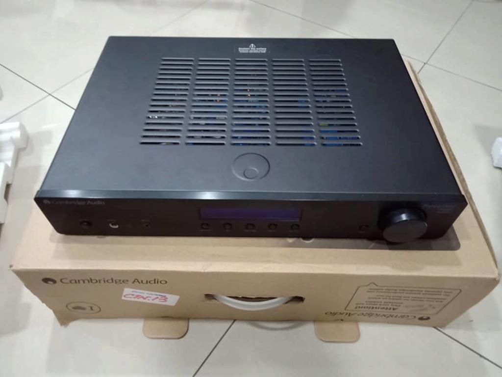 Cambridge Audio TOPAZ AM10 Integrated Amplifier C211