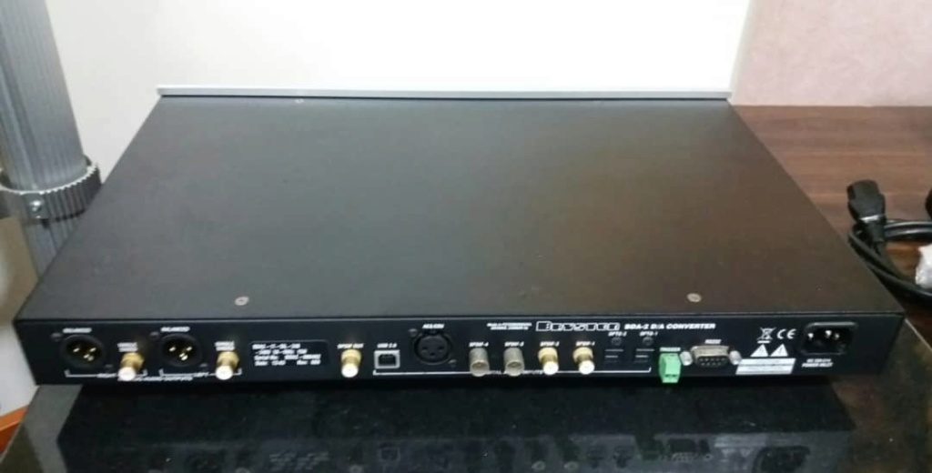 Bryston BDA-2 Digital-to-Analog Converter C216
