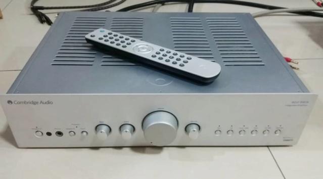 Cambridge Audio Azur 640A V2 Integrated Amplifier Ca110