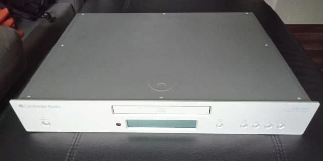 Cambridge Audio 640C V2 CD Player Ca111