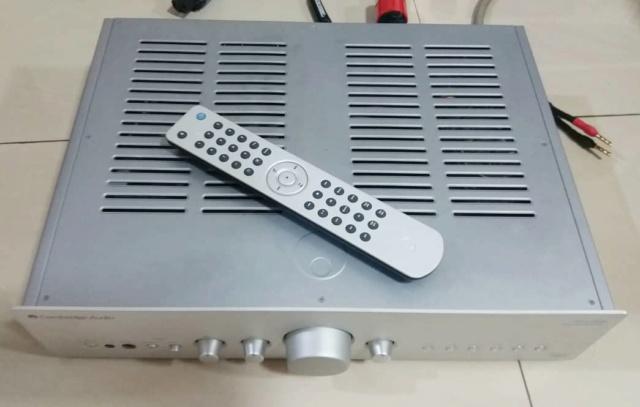 Cambridge Audio Azur 640A V2 Integrated Amplifier Ca210