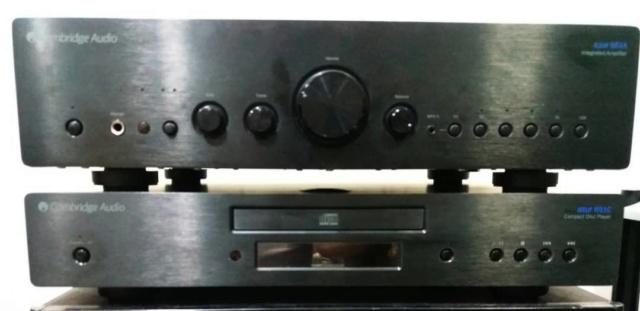 Cambridge Audio 651C CD Player Cacd10