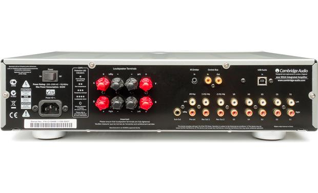 Cambridge Audio Azur 651A Integrated Amplifier with USB Input & Sub-Out Cam210