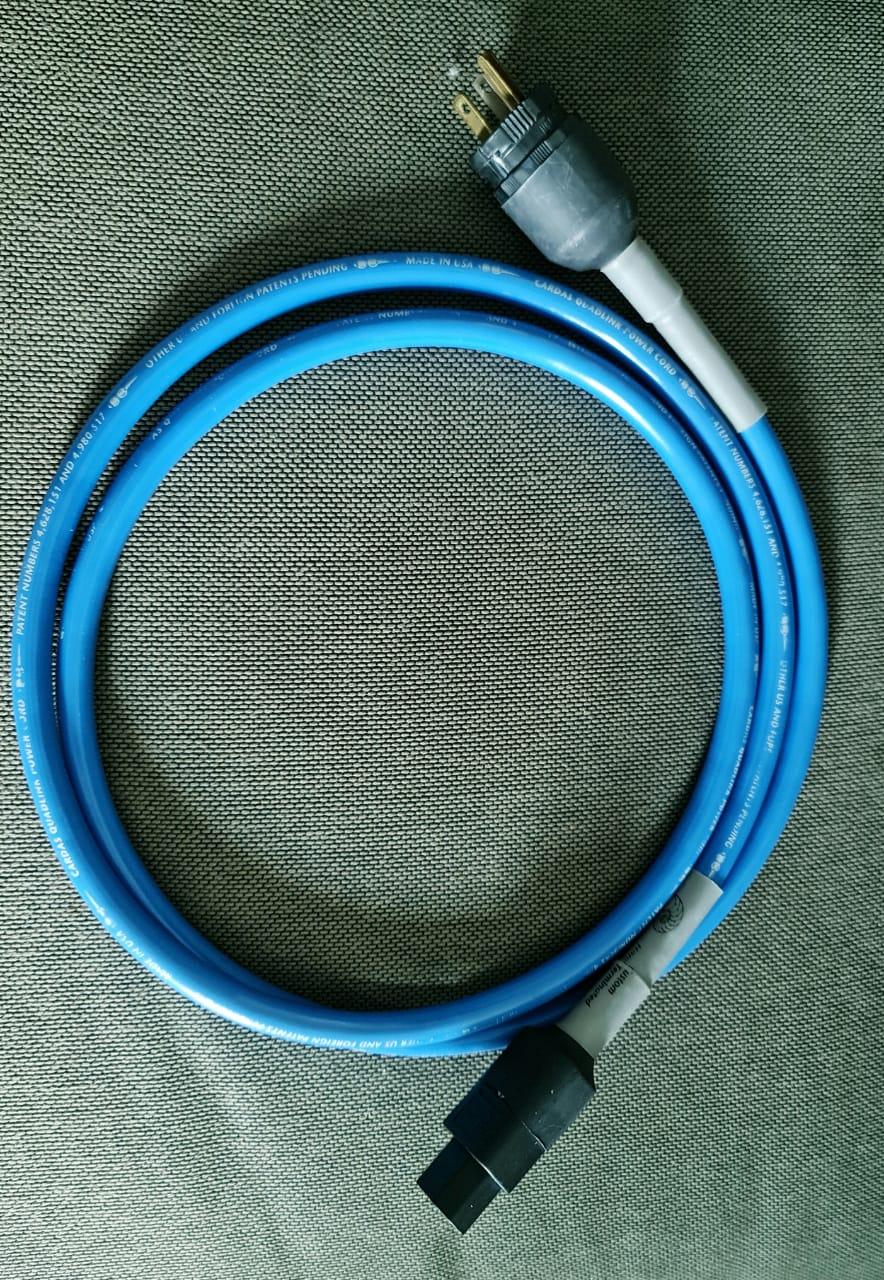 Updated- Power Cables: Furutech, Tice, ASI, Cardas, Vitus, PS Audio,etc Cardas26