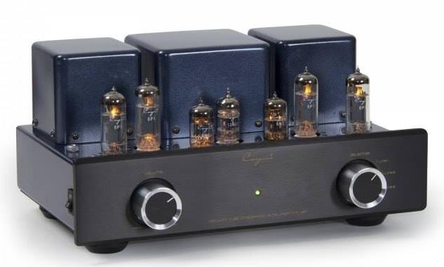 Cayin MT-12N EL84 (Black) Integrated Amplifier (New Version) Cayin111