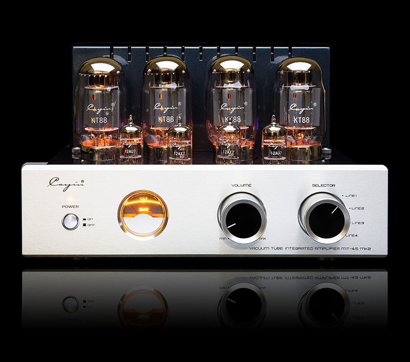 Cayin MT45-mk2 KT88 Tube Integrated Amplifier UL/Triode Cayin210