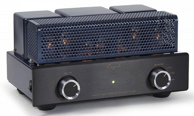Cayin MT-12N EL84 (Black) Integrated Amplifier (New Version) Cayin710