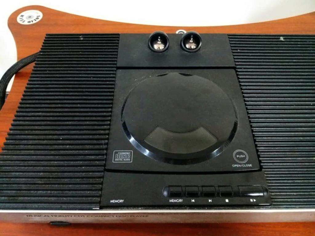 Musical Fidelity CDT Valve CD Player Cdt310