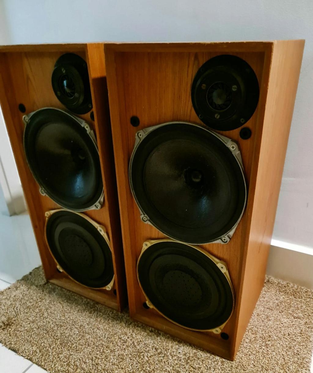 RARE Vintage Celestion Ditton 15 Speakers Celest15