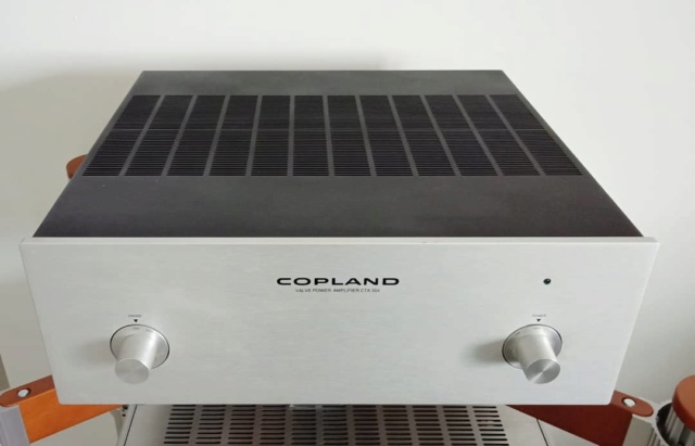 SOLD Copland CTA504 Power Amplifier Coplan10