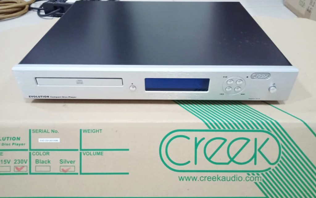 Creek Evolution CD Player Creek210