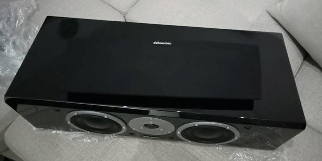 Dynaudio Focus 210C Centre Speaker - Piano Black Gloss D214