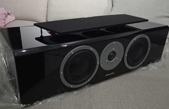 Dynaudio Focus 210C Centre Speaker - Piano Black Gloss D314